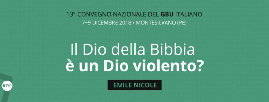 XIII Convegno G.B.U.
